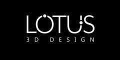 lotus 3d design