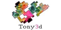 Tony3d ייצור מודלים בהדפסה תלת מימד